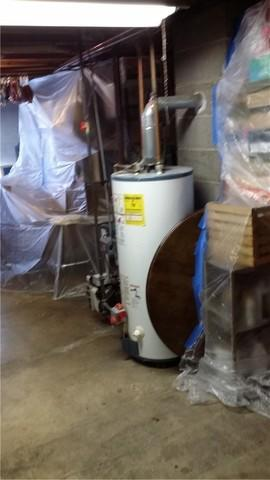 Protecting a Charlotte, MI Basement with FloodRing