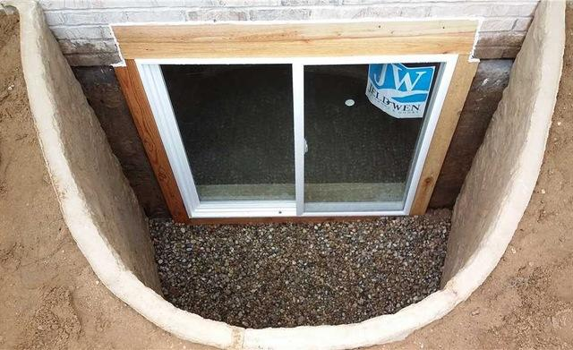 Egress Window in Kalamazoo, MI