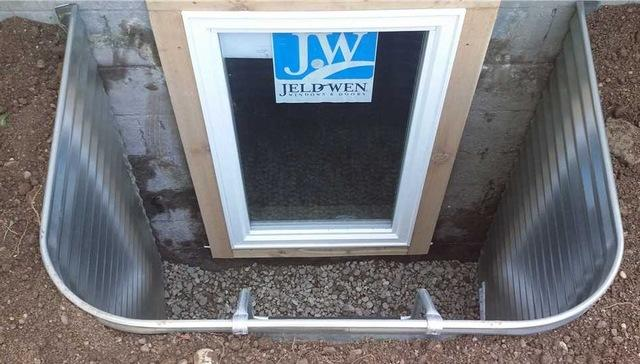Installing Egress Windows and Wells in Kalamazoo, MI