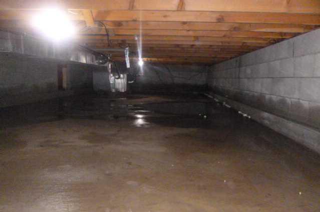 Encapsulating Crawl Spaces in Vicksburg, MI