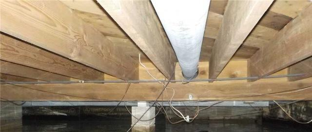 Crawl Space Insulation in Holland, MI