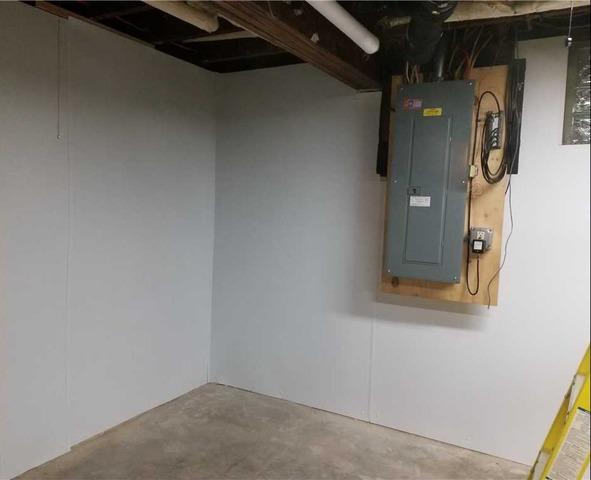 Creating a Barrier for a Grand Rapids, MI Basement