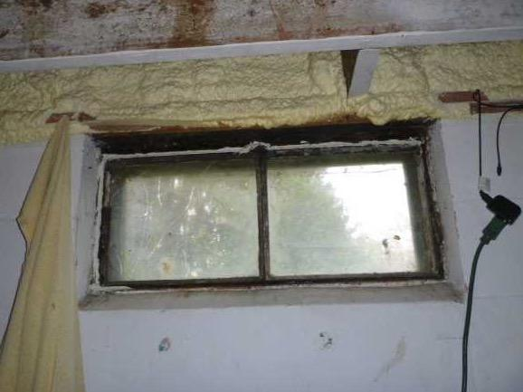 Repairing Basement Windows in Niles, MI