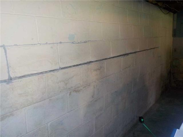Supporting a Failing Foundation Wall in Grand Rapids MI
