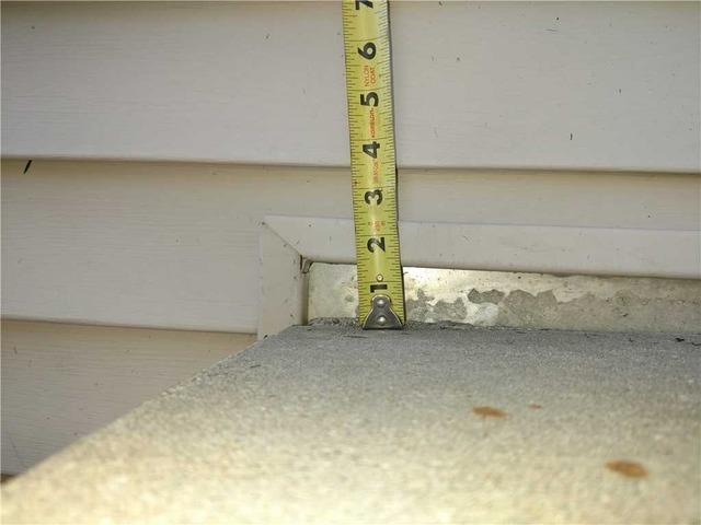 Using PolyLevel to Level Front Porch Steps in Zeeland, MI