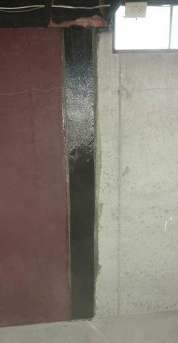 Securing a Bowing and Cracked Wyoming Basement Wall