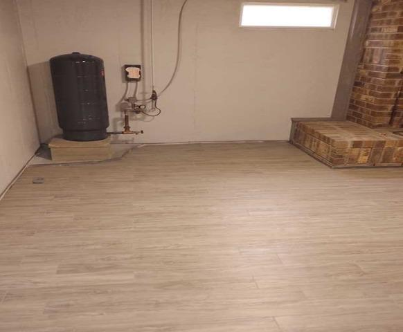 Waterproofed Flooring Transforms Marshall, MI