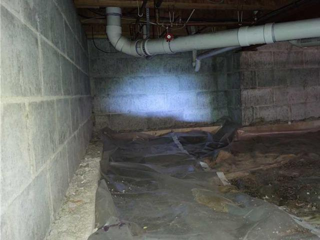 Musty Smell Solved With CleanSpace in Harbor Springs, MI