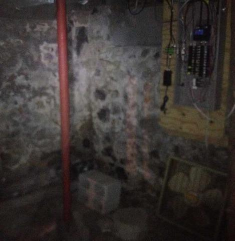 Dark, Dingy Reed City, MI Crawl Space Transformed into Bright, Clean Space