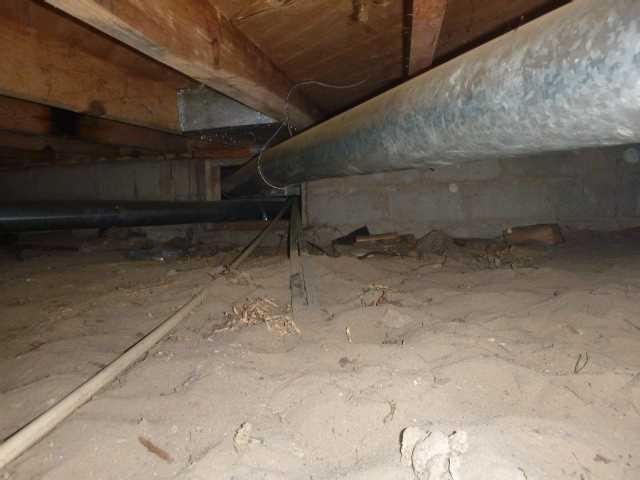 Encapsulating a Crawl Space in Battle Creek MI