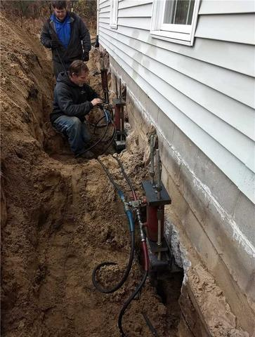 Securing a Sinking Muskegon MI Home