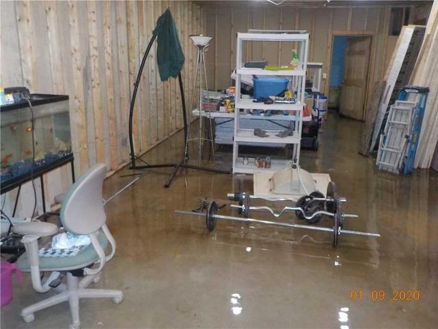 Flooded Basement Repair in Muskegon, MI