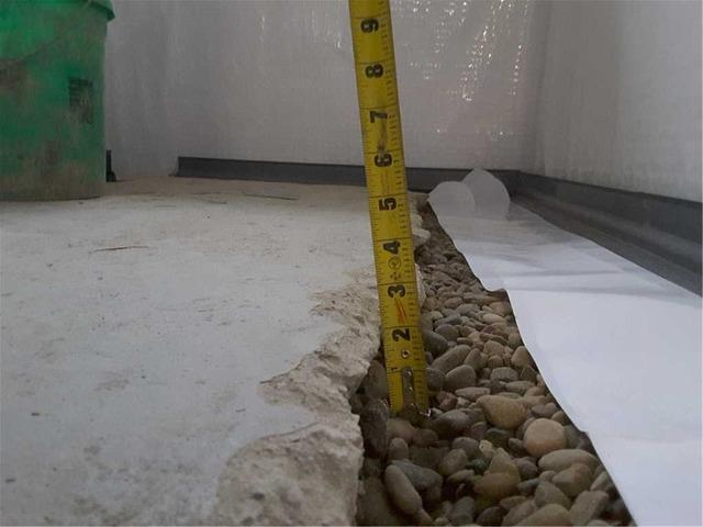 Saving a Wet Basement in Muskegon, MI