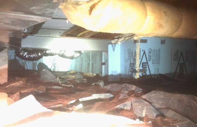 Waterproofing and Sealing Midland, MI Crawlspace