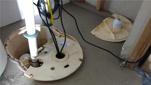 TripleSafe Sump Pump Replaces Ineffective Pump in Vicksburg, MI Basement
