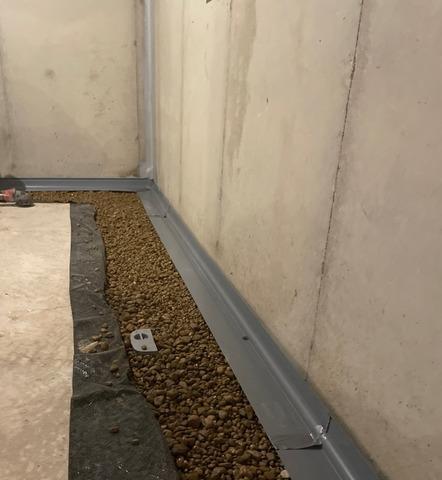 Waterproofing a Basement in Jackson MI