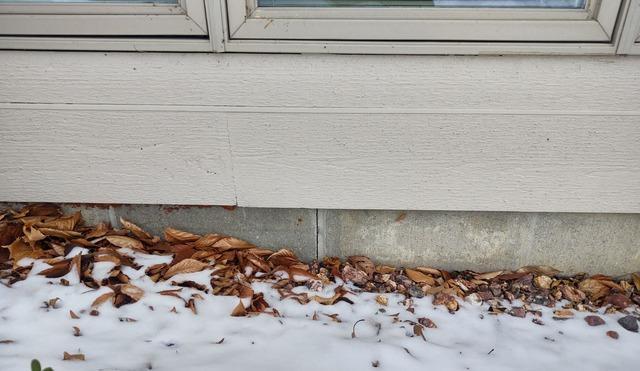 Stabilizing a Settling Home in Nunica MI