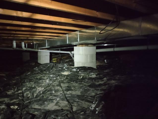 Stabilizing a Prudenville Home Before a Remodel