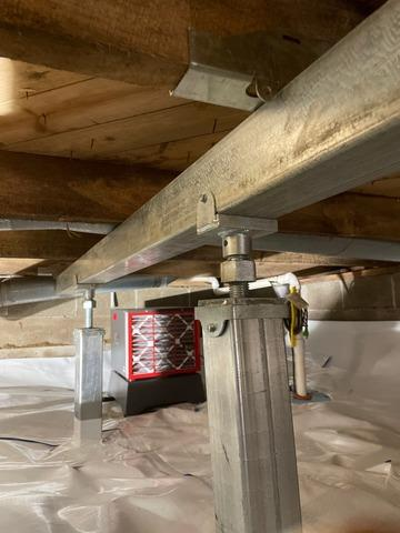 Keeping Floors Stable and Air Breathable