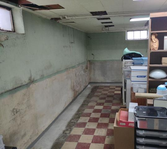 Prepping a Grand Rapids Basement to be Finished