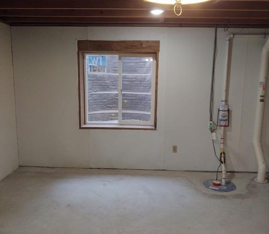 Egress Windows Keep Basement Areas Safe