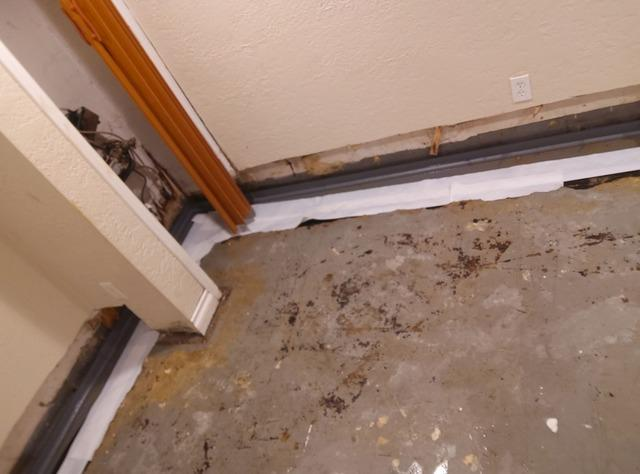 Waterproofing a Partially Finished Lansing Basement
