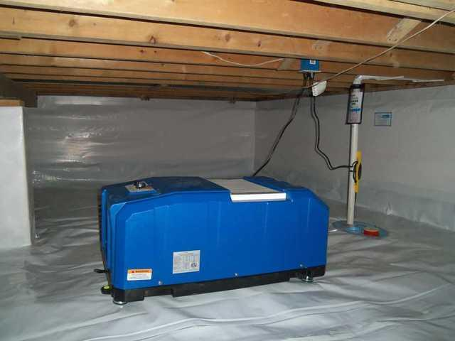 SaniDry and CleanSpace System in Alpena, MI
