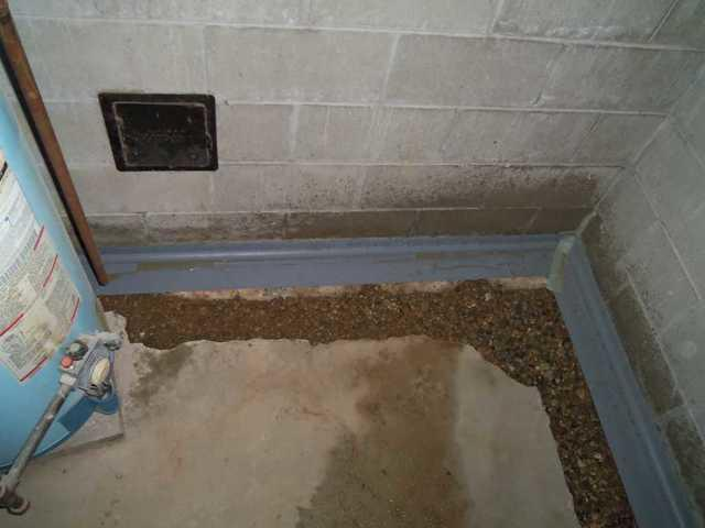 WaterGuard Installed Around a Corner in Kalamazoo, Mich.