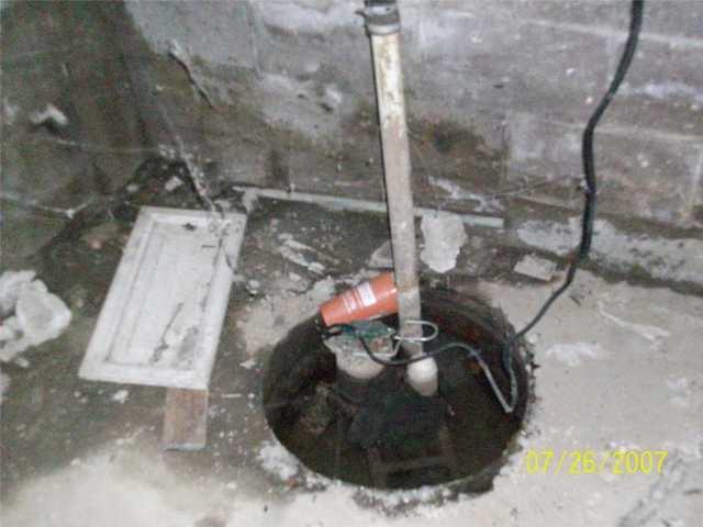 SuperSump Pump in Eau Claire, MI