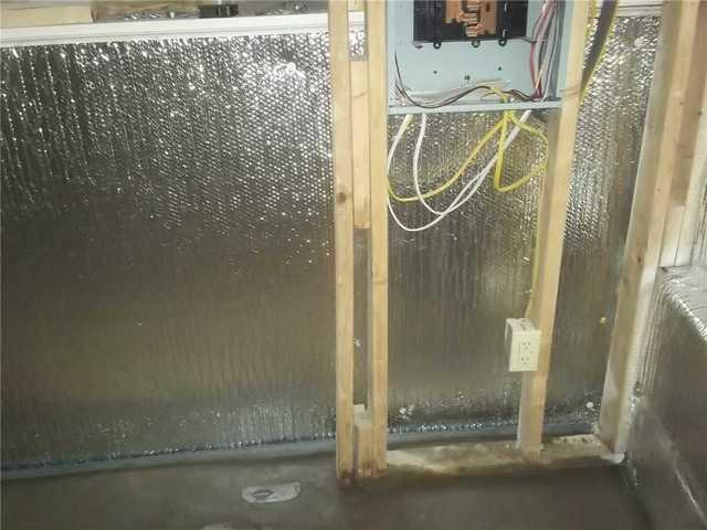 Coloma Resident Installs SilverGlo Insulation