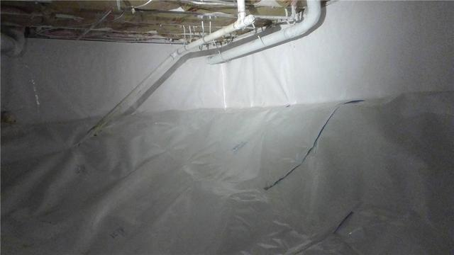CleanSpace Saves a Crawl Space and Basement in Freeport, MI