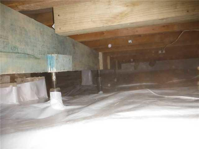 Crawl Space Vapor Barrier in Saugatuck, MI