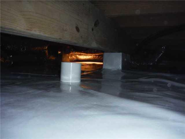 Crawlspace Encapsulated in Dowagiac, MI