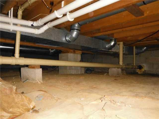 Jerome, MI Crawl Space Gets a CleanSpace Makeover