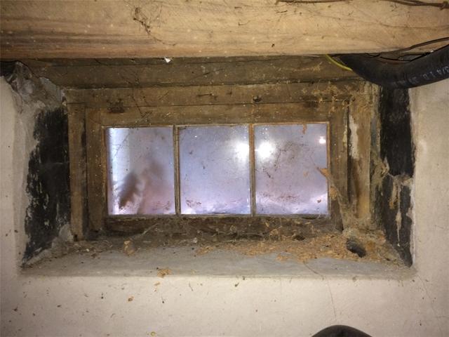 Basement Window Facelift in Bourbon, IN
