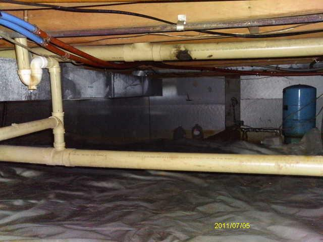 Cadillac, MI Crawl Space Upgraded to CleanSpace