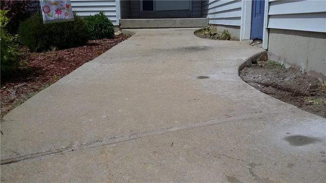 PolyLevel Delivers an Even Walkway in Hopkins, MI