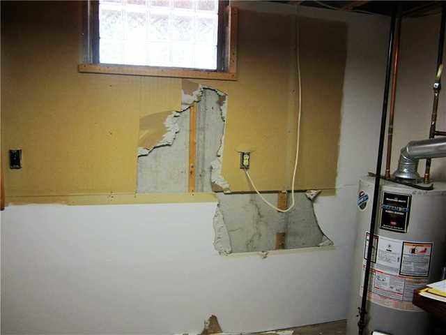 FlexiSpan Replaces Rotting Drywall in Georgetown Township