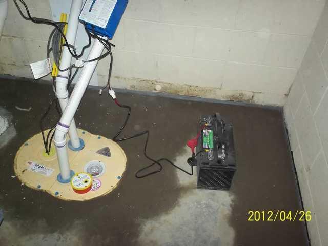 Mason, MI, Home Upgrades to TripleSafe Sump Pump