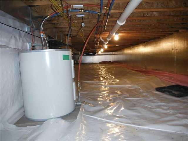 CleanSpace Vapor Barrier Installed in South Haven, MI