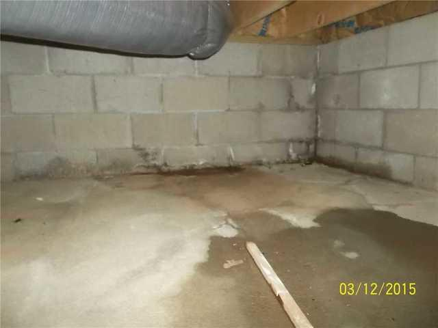CleanSpace Encapsulation and New Drainage System Save East Lansing Crawl Space