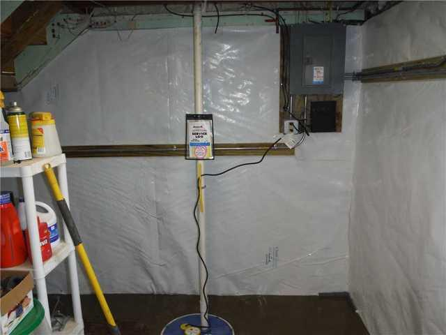 CleanSpace and WaterGuard Transform Grand Haven, MI Basement
