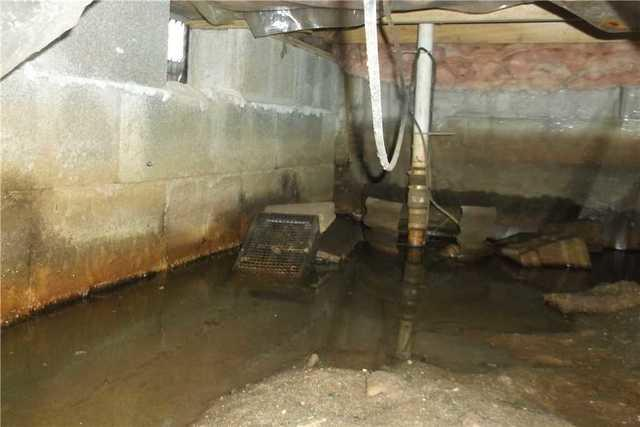 CleanSpace Saves Mecosta, MI Crawl Space