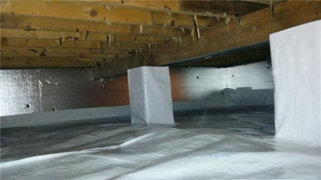 Irons, MI Crawl Space Restored by Clean Space