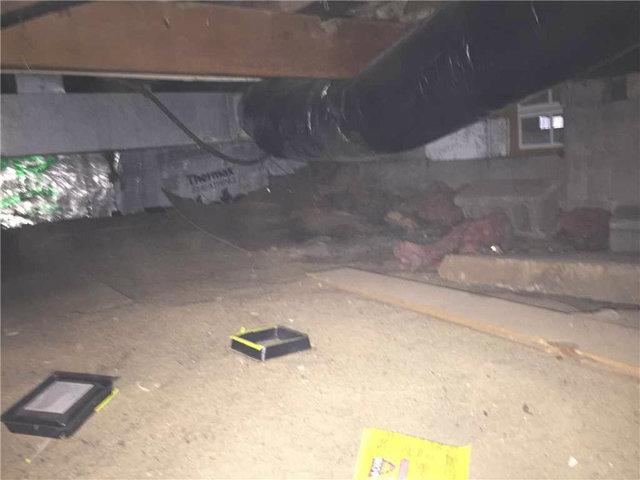 CleanSpace Protects Leaking Grand Haven, MI Crawl Space