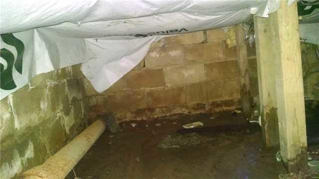 Crawlspace Cleanup in Appleton, WI