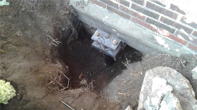 Helical Piers Installed in Stevens Point, WI