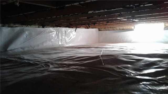 Adding Storage Room to a Crawlspace in Appleton, WI
