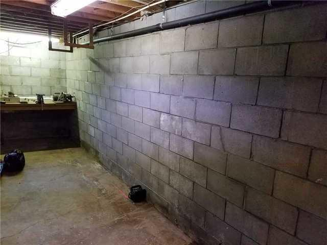 Supporting Bowed Basement Walls with GeoLocks in Wisconsin Rapids, WI