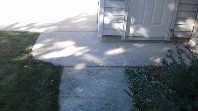 Concrete Tripping Hazards Removed in Neenah, WI